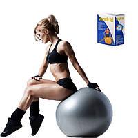 ТОП ПРОДАВЕЦ! Гимнастический шар Gymnastic Ball для фитнеса, Гимнастический шар Gymnastic Ball, гимнастический шар, фитбол, фитбол для похудения, мяч, фото 1