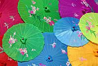 Фотообои Китайские зонтики