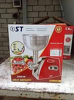 Мясорубка электрическая ST 41-20-03M +томаты +3 терки +лоток