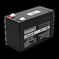 Аккумуляторная батарея кислотная AGM  А 12 - 7 AH ТМ Logicpower