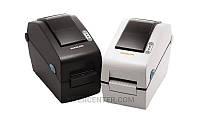 Этикеточный принтер BIXOLON SLP-D220G (USB), белый