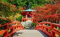 Фотообои Японский садик