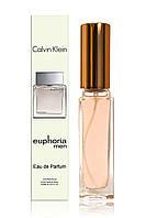Мужской парфюм в мини-флаконе Сalvin Klein Euphoria Mаn (Кельвин Кляйн Эйфория мен),20 мл