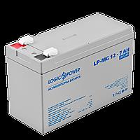 Аккумулятор мультигелевый AGM LogicPower -MG 12 - 7 AH