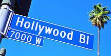 Фотообои Голливуд