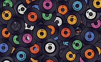 Фотообои Виниловые синглы