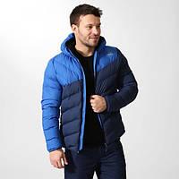 Мужская зимняя куртка с капюшоном Reebok Outdoor Downlike BR0454 - 2017/2