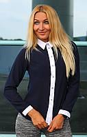 Блуза школьная модная арт.807