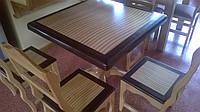 Деревянная мебель для кухни или столовой