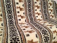 Одеяло шерстяное одностороннее, Двуспальное