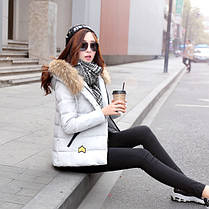 Женская куртка нашивки , фото 3
