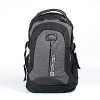 Рюкзак школьный для мальчиков DFW Серый (Dana W363D-1)