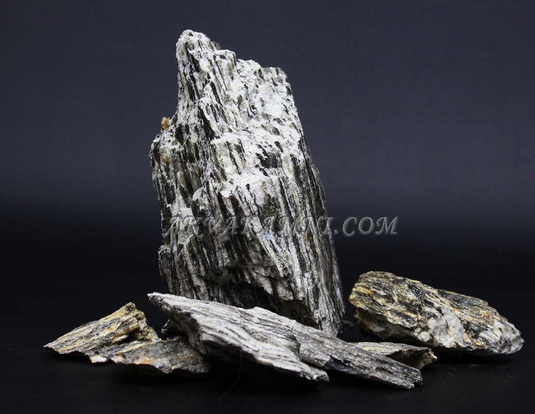Древесный камень 1кг для аквариума