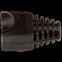 Изолирующий колпачок LPCP5BK RJ45 Черный (уп. 100 шт.)