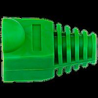 Изолирующий колпачок LPCP5GN RJ45 Зеленый (уп. 100 шт.).