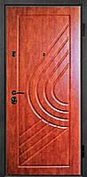 Входные двери металлические, бронированные, с декоративной МДФ накладкой с одной стороны VARTA STANDART VS114