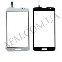 Сенсор (Touch screen) LG D380/  D385 Optimus L80 белый