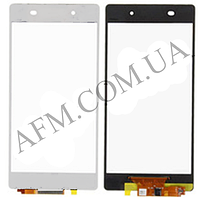 Сенсор (Touch screen) Sony D6502 L50W Xperia Z2/  D6503 белый