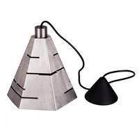 Лампа d6-23*h22 нержавейка