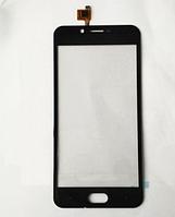Оригинальный тачскрин / сенсор (сенсорное стекло) для Doogee Shoot 2 (черный цвет)