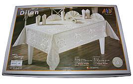 Сервировочная скатерть с салфетками в коробке Dilan