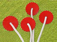 Тарзанка красная