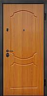 Входные двери металлические, бронированные, с декоративной МДФ накладкой с одной стороны VARTA STANDART VS116