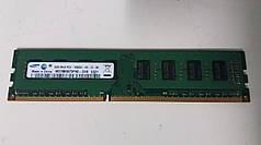 Оперативная память Samsung DDR3 2 Gb 1333 Mhz, работает на сокет 775