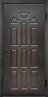 Входные двери металлические, бронированные, с декоративной МДФ накладкой с одной стороны VARTA STANDART VS117