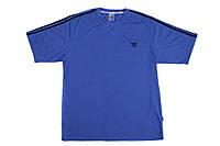 Футболка Adidas Climalite Blue АКЦИЯ -30%