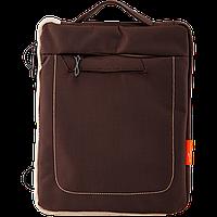 """9.7"""" LF-016LG   Сумка для iPad, планшета, полиэстер, темный серый"""