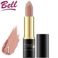 Bell Secretale Губная помада Velvet Lipstick Тон 01 nude nature матовая