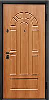 Входные двери металлические, бронированные, с декоративной МДФ накладкой с одной стороны VARTA STANDART VS120
