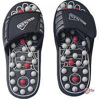 ТОП ВИБІР! Рефлекторні масажні тапочки - 6000391 - масажні тапочки, масажні тапки, масаж стоп, ортопедичні тапки, точковий масаж стоп, рефлекторні