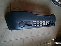 Передний бампер Renault Trafic 2007-2014 без ПТФ