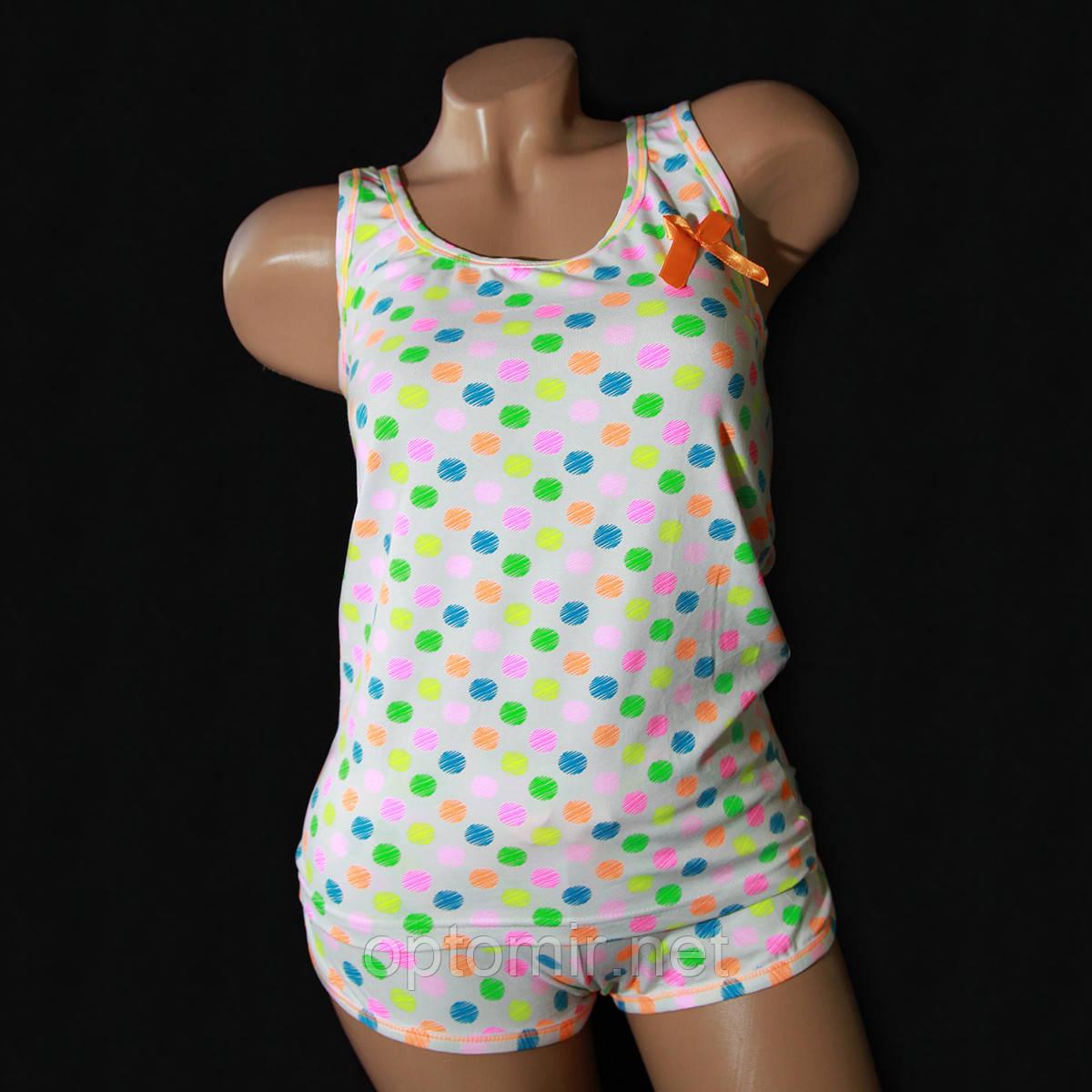 Комплект жіночий майка і шорти Secret Pink 4092 | 1 шт.