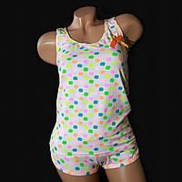 Комплект женский майка и шорты Pink Secret 4092 | 1 шт.