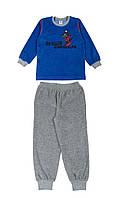 Велюровая пижама для мальчика