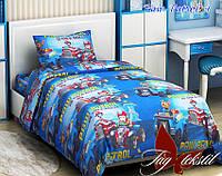 Комплект постельного белья для детей 1.5 Paw Patrol 4 (ДП-Patrol 4)