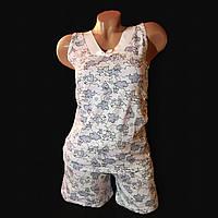 Комплект женский майка и шорты Pink Secret TT-0037 | 1 шт.