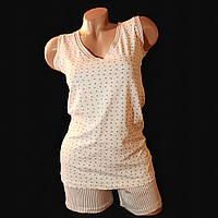 Комплект женский майка и шорты Pink Secret TT-0045 | 1 шт.