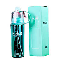 Бутылка для воды.New B. 600мл (Blue)