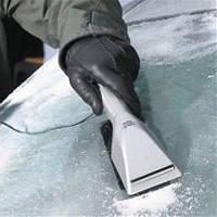 ТОП ВИБІР! Автомобільний скребок для чищення льоду, купити скребок для скла, авто скребок металевий, авто скребок, скребок з підігрівом для авто,, фото 1