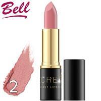 Bell Secretale Губная помада Velvet Lipstick Тон 02 pink rose матовая