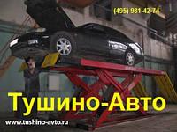 Диагностика подвески на люфтдетекторе, ремонт подвески в Тушино-Авто