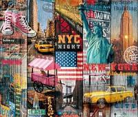 Самоклейка, d-c-fix, 45 cm Пленка самоклеящаяся, Manhattan