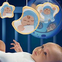 Мобиль-проектор на детскую кроватку Chicco Магия звезд, фото 3