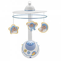 Мобиль-проектор на детскую кроватку Chicco Магия звезд