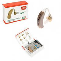ТОП ВЫБОР! Слуховий апарат hearing aid WT a22, фото 1