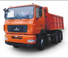 Самосвал МАЗ 6501V6-520-011